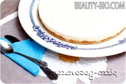 Фото - смачний чізкейк з печива фото