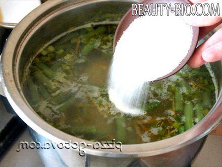Фото - суп з манкою