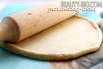 Фото - Дріжджове тісто на молоці, фото
