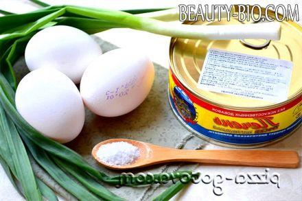 Фото - приготування фаршированих яєць