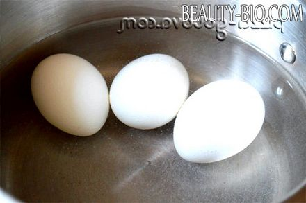 Фото - варимо яйця