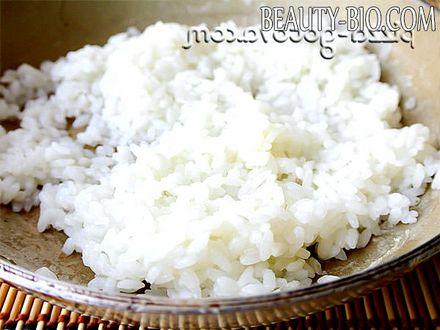 Фото - відварюється рис