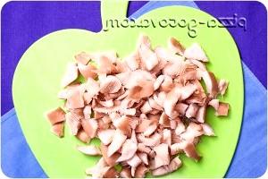 Фото - Нарізати гриби гливи