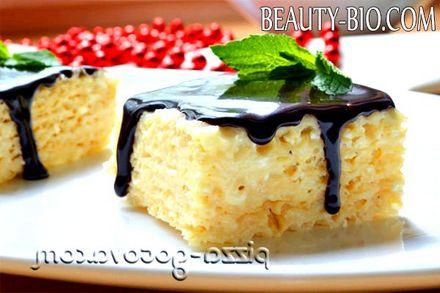 Фото - Як зробити шоколадну глазур для торта