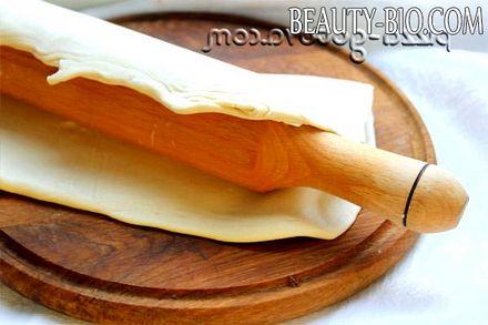 Фото - готове листкове тісто