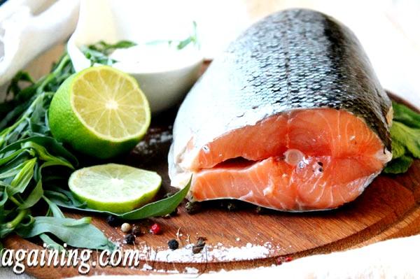 Фото - як приготувати лосось