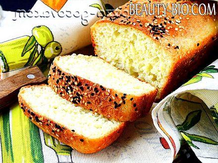 Фото - як спекти домашній хліб в духовці фото