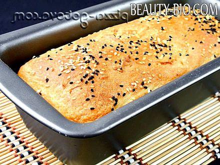 Фото - випічка хліба в домашніх умовах