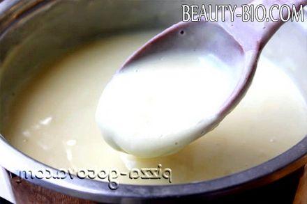 Фото - крем для торта наполеон рецепт з фото