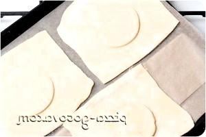 Фото - розморожуємо листове тісто