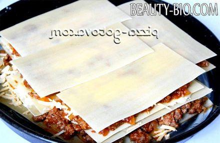 Фото - як правильно готувати лазанью