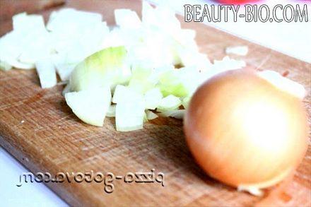 Фото - нарізаємо овочі
