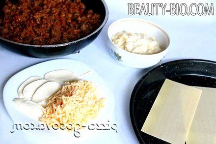 Фото - як приготувати лазанью