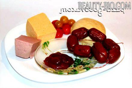 Фото - Інгредієнти для міні-піц
