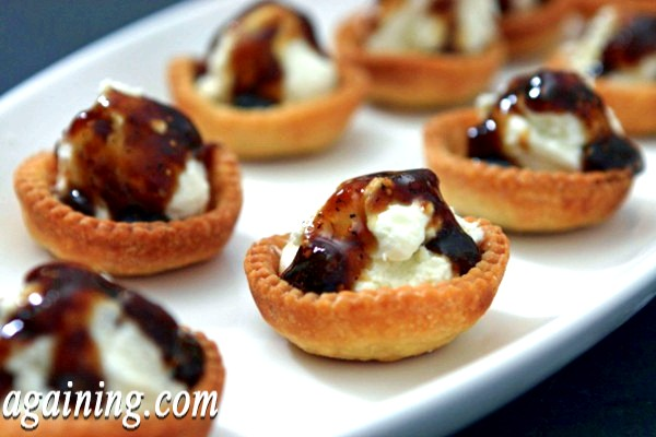Фото - Goat-Cheese-Tartlets