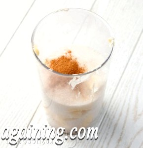 Фото - збиваємо масло і цукор