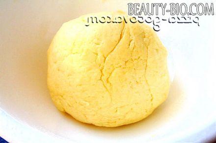 Фото - сирне тісто для пирога
