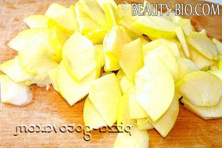 Фото - очистити яблука