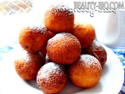 Фото - Сирні пончики за 10 хвилин