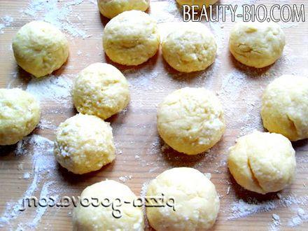 Фото - тісто для пампушок рецепт