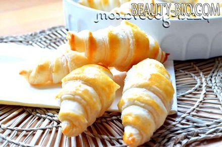 Фото - Дріжджове тісто для круасанів фото