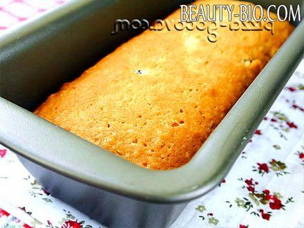 Фото - кекс з родзинками в духовці рецепти з фото