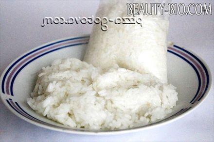 Фото - готовий рис