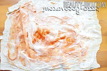 Фото - Расстелем лист лаваша
