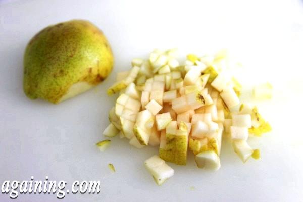 Фото - нарізаємо груші