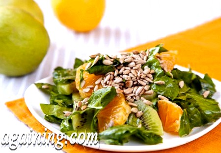 Фото - фруктовий салат оригінальний рецепт