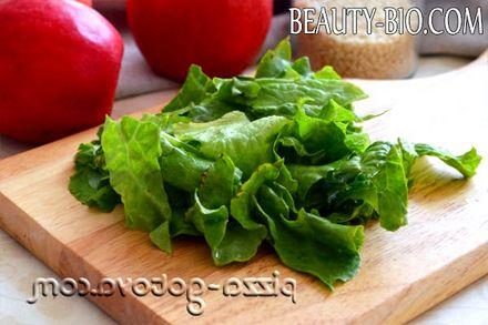 Фото - salat iz seldereya s yablokom (4)