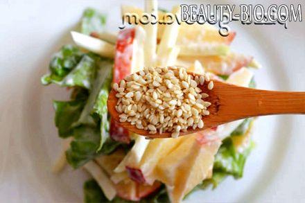 Фото - salat iz seldereya s yablokom (7)