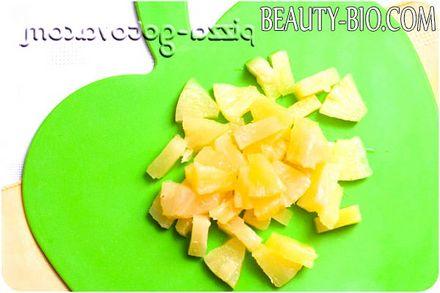Фото - режим консервований ананас