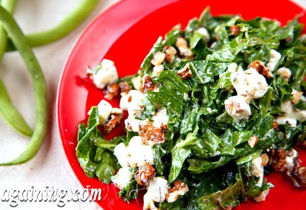 Фото - салат з руколою № 1 готовий