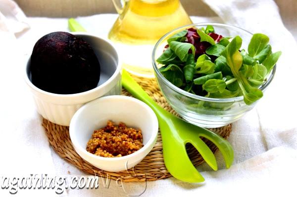 Фото - продукти для салату
