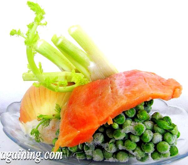 Фото - основні інгредієнти для салату