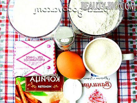 Фото - Інгредієнти для пирога на кефірі
