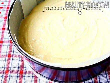Фото - тісто для пирога на кефірі фото