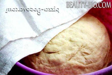 Фото - Накрити тісто рушником