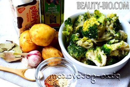 Фото - sup-pyure iz brokkoli (2)
