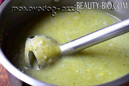 Фото - sup-pyure iz brokkoli (7)
