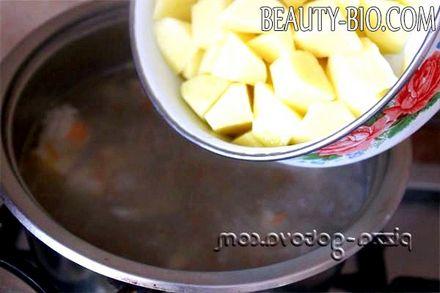Фото - варимо картоплю 10 хвилин