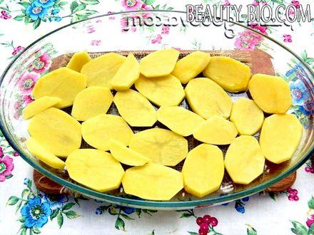 Фото - разкладываем картопля