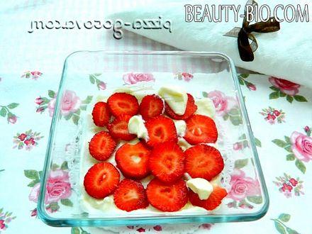Фото - кружечки полуниці