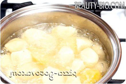 Фото - відварити картоплю