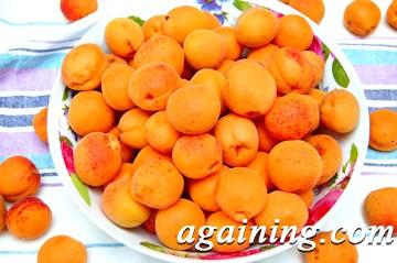 Фото: Купив абрикосів