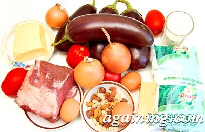 Фото: Продукти для приготування страви