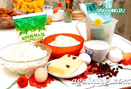 Фото: Продукти для приготування налисники