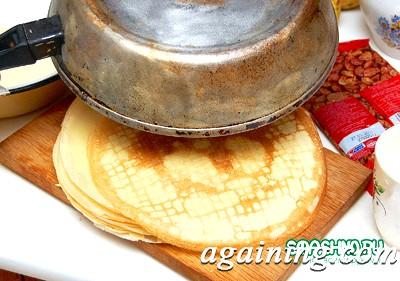 Фото: Млинці з сковороди самі випадають