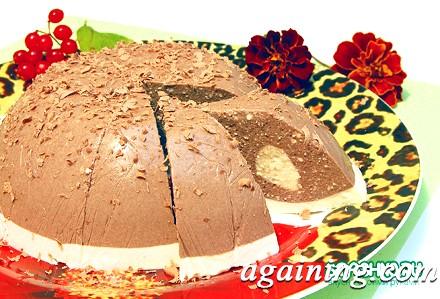 Фото: Сирний десерт – красиво і смачно
